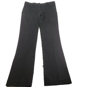 Theory Black Ankle/Cropped Trousers